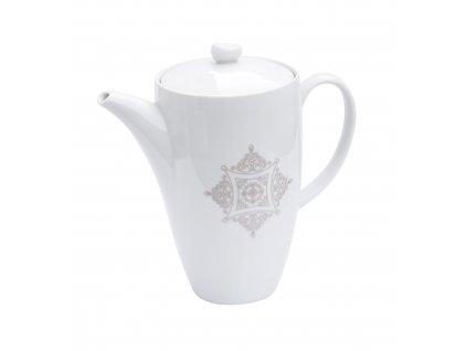 Porcelánová kávová konvice o objemu 1,3 l