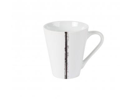 Hrnek na čaj nebo kávu 250 ml BRUSH od by inspire 7626-00-23