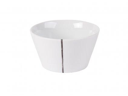 Miska na cereálie nebo kompot o objemu 450 ml z kolekce BRUSH od by inspire 7627-00-23