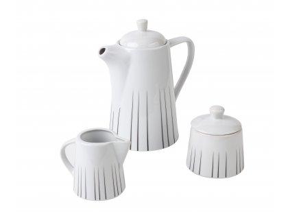 kávová souprava LEVEL od by inspire 7638-99-32