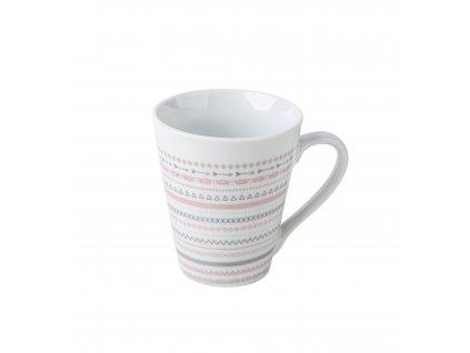 Hrnek na čaj nebo kávu 250 ml PÍRKA TOTEM od by inspire 7626-34-34