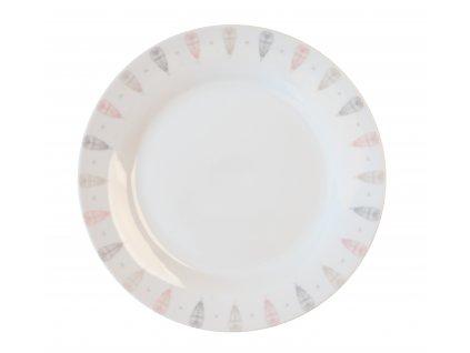 Jídelní talíř 27 cm PÍRKA od by inspire 7631-00-34