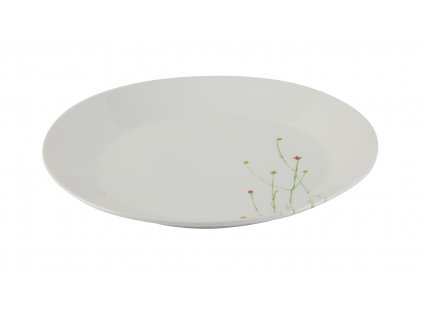 Mělký jídelní talíř 27 cm DREAM od by inspire 8133-00-44