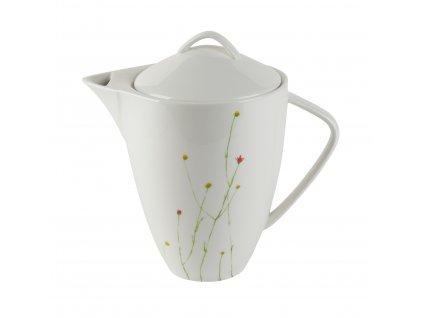 Konvice na čaj nebo kávu o objemu1,6 l z kolekce porcelánu DREAM od by inspire 8134-00-44