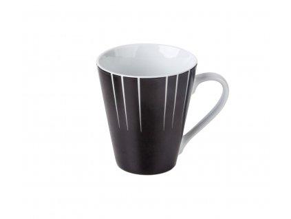 Hrnek na čaj nebo kávu 250 ml LEVEL BLACK od by inspire 7626-32-32