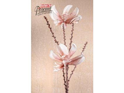 Dekorativní květina červená - Paramit - 3-92R