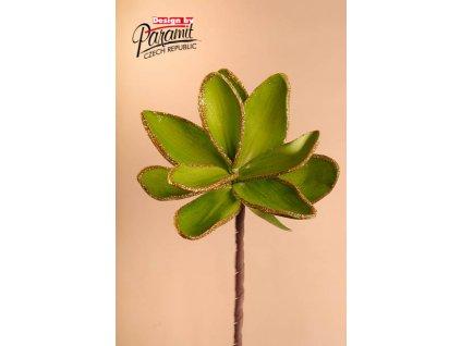 Dekorativní květina zelená - Paramit - 3-82G