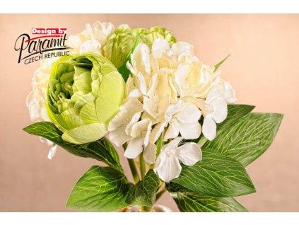 Dekorativní kytice zelená - Paramit - 3-86G - 3-86G