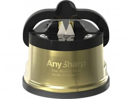 AnySharp Pro Chefs brousek - mosazný - AnySharp - ASKSPROBRASS