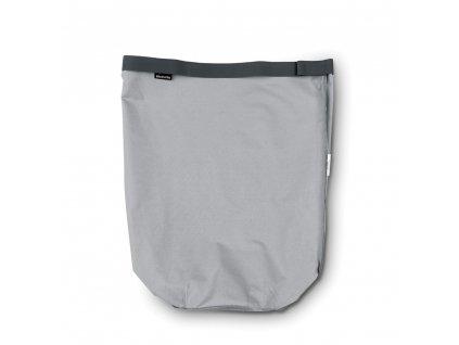 Pytel do koše na prádlo 60 l - šedá - Brabantia - 102363