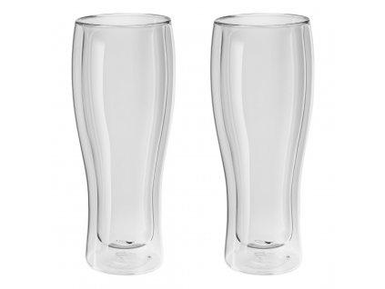 Sklenice na pivo 414 ml Sorrento 2 ks - Zwilling J.A. Henckels - 39500-214