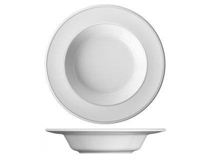 Talíř na polévku 22,7 cm - EXCELLENCY - G. Benedikt - EXL1923