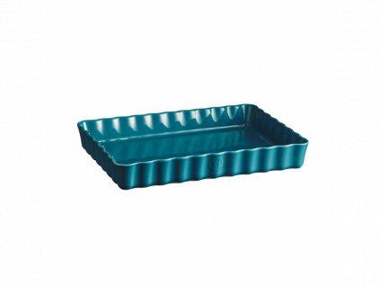 Obdélníková koláčová forma 24x34 cm, limitovaná barva - Emile Henry - 906038