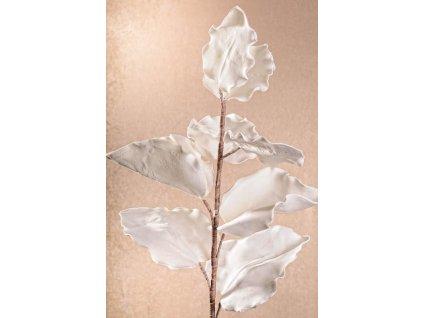 3 115W Umělá květina bílá 97 cm