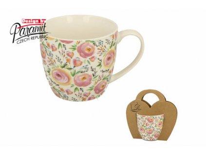 H89 Hrnek na čaj Gloria 400 ml od Paramit