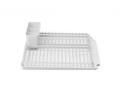 Odkapávač na nádobí - světle šedá - Brabantia - 117428