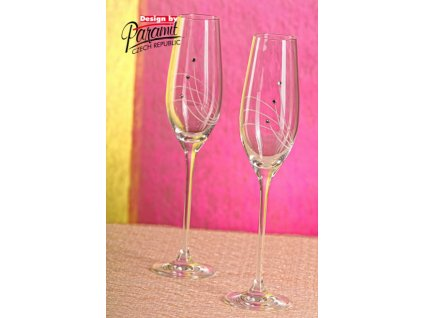 B38210 2 sklenice flétna 210 ml 2 kusy