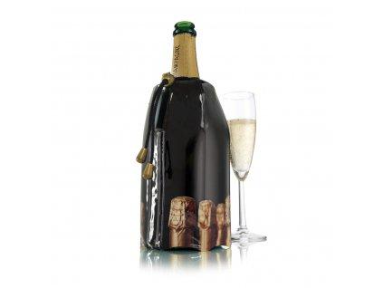 chladící návlek na šampaňské bottles