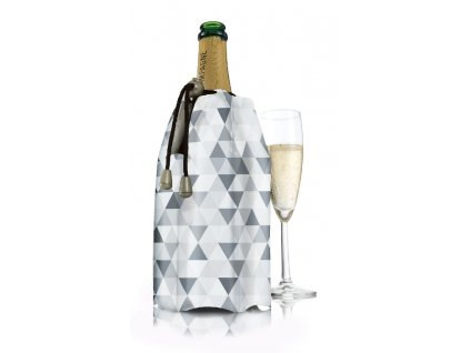 chladící návlek na šampaňské sedy