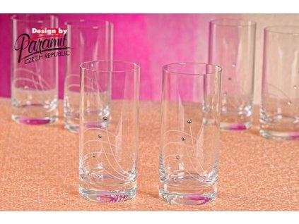 B38300 6 sklenice long 6 ks