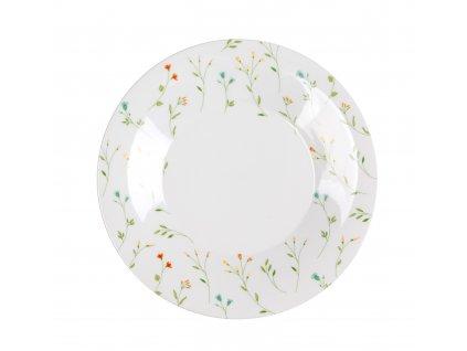 Mělký jídelní talíř 27 cm - BOTANIC - by inspire - 1911-00-49