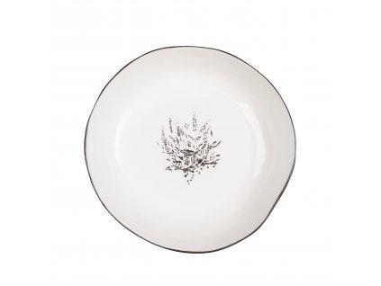 Polévkový talíř 20 cm - ESENCE - by inspire - 1991-00-61