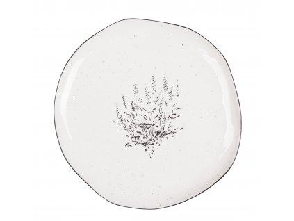 Mělký jídelní talíř 26 cm - ESENCE - by inspire - 1993-00-61