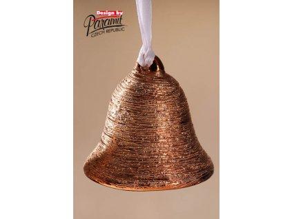 X145 5CP Zvoneček měděný 5 cm od Paramit