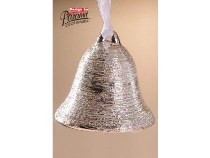 X145 S Zvoneček stříbrný 5 cm od Paramit