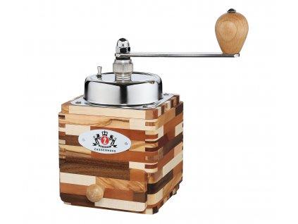 MONTEVIDEO - Mlýnek na kávu ořech, oliva, hruška, buk - Zassenhaus - 040258