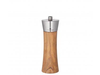 AUGSBURG - Mlýnek na pepř olivové dřevo 18 cm - Zassenhaus - 025385