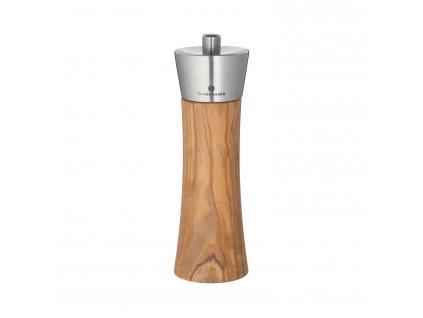 AUGSBURG - Mlýnek na sůl olivové dřevo 18 cm - Zassenhaus - 025392