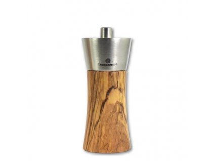 AUGSBURG - Mlýnek na sůl olivové dřevo 14 cm - Zassenhaus - 025415