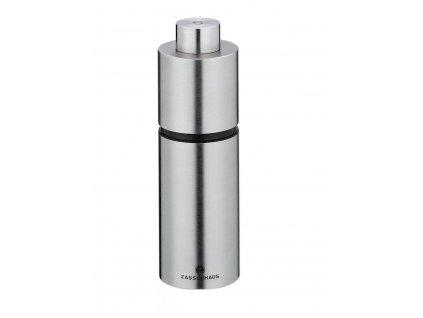 KARLSRUHE - Mlýnek na sůl nerez 13 cm - Zassenhaus - 030426