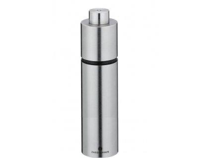 KARLSRUHE - Mlýnek na sůl nerez 16 cm - Zassenhaus - 030440