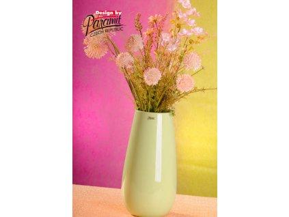 13010 30G váza erna zelená 30 cm