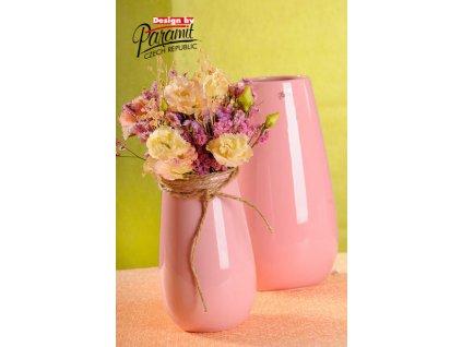 13010 váza Erna 20 cm zelená