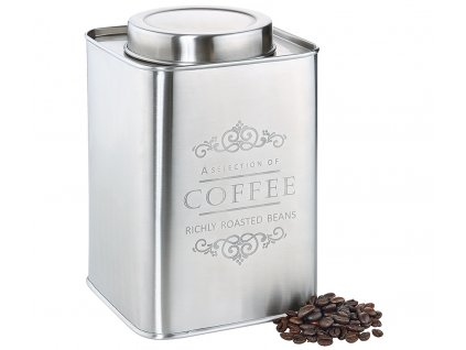 Dóza na kávu COFFEE 1 kg - Zassenhaus - 067125