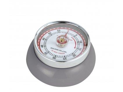 Kuchyňský časovač/minutník/minutka SPEED šedý - Zassenhaus - 071795