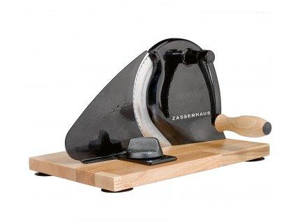 Ruční kráječ na chléb Classic černý - Zassenhaus - 072068