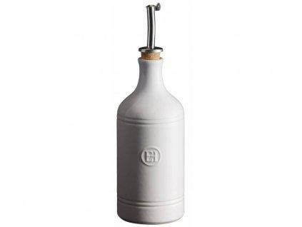 Dóza na olej 0,45 l - nugátová - Emile Henry - 110215