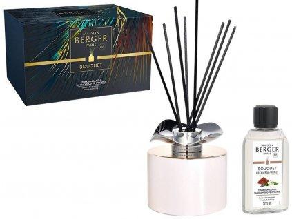 6199 Aroma difuzér Temptation šampaň s vůní Pokušení santalového dřeva 200 ml od Maison Berger Paris bez krabičky