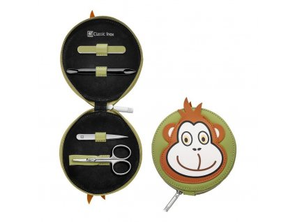97642 001 Manikúra pro děti 4dilná CLASSIC INNOX opice Zwilling J.A. Henckels