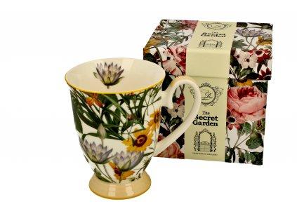 SPRING FLOWERS Hrnek 325 ml DUO dárkové balení