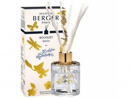 6220 Aroma difuzér Bijou s vůní Lolita Lempicka 115 ml, transparentníod Maison Berger Paris