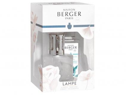 4676 Katalytická lampa Aroma a parfém Happy - Svěžest vody 180 mlod Maison Berger Paris