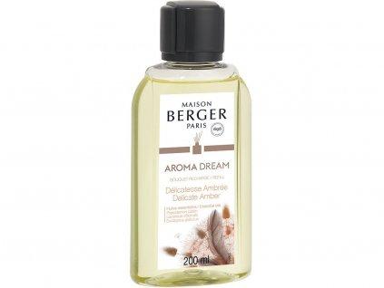 6245 Náplň do difuzéru Delicate Amber Jemná ambra 200 mlod Maison Berger Paris