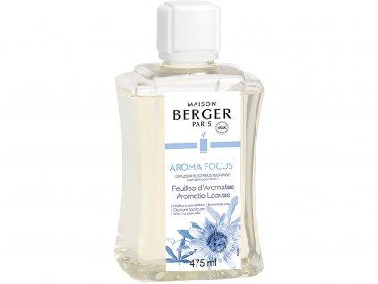 6492B Náplň do elektrického difuzéru Voňavé bylinky 475mlod Maison Berger Paris