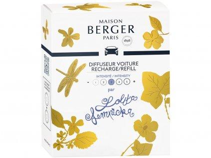 6438 Keramická náplň vůně do auta Lolita Lempicka, 2 ksod Maison Berger Paris