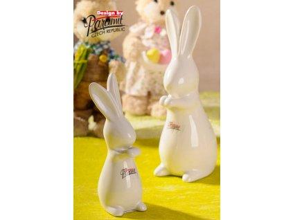 13014 15 Velikonoční zajíc Fešák 15 cm